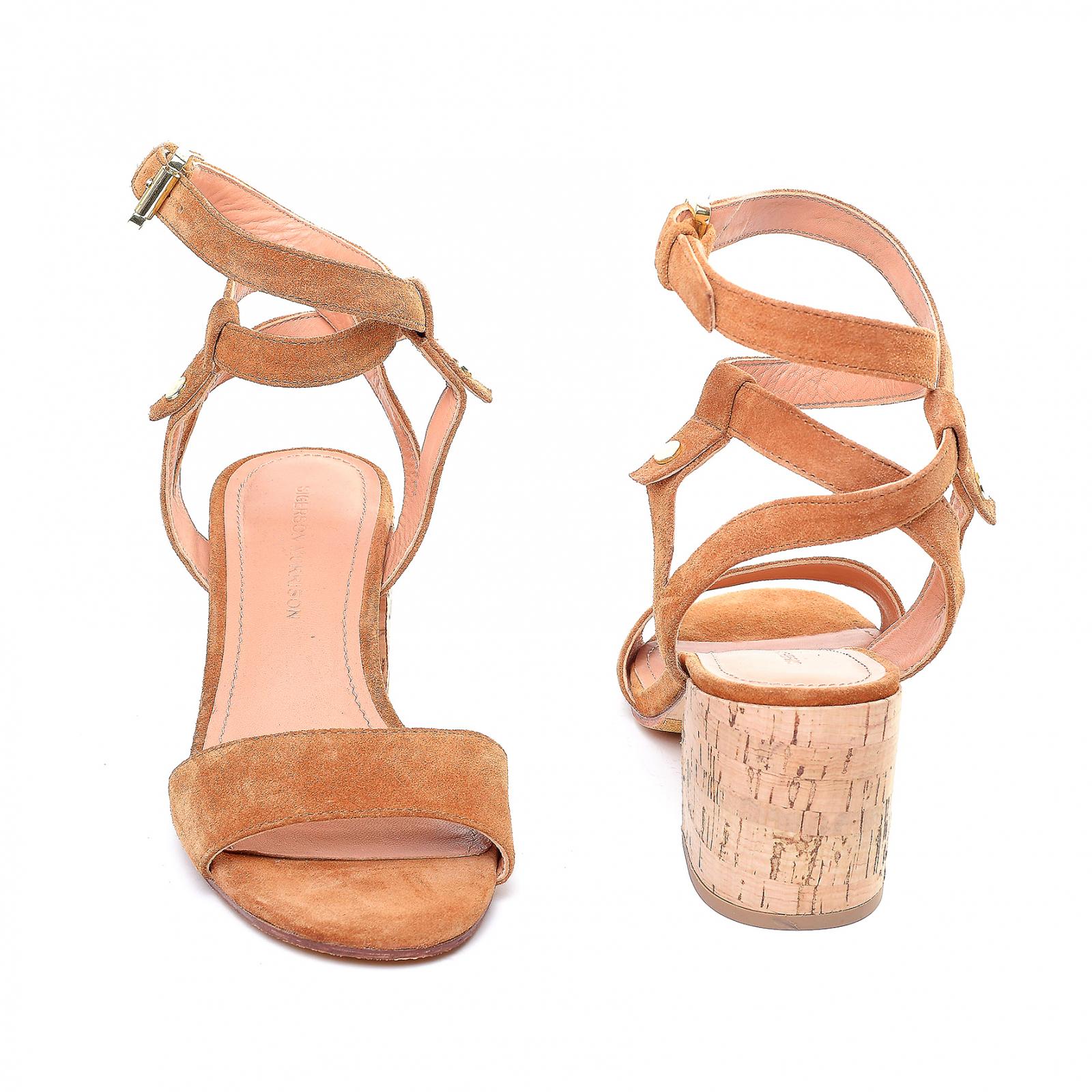 Sandałki Sigerson Morrison