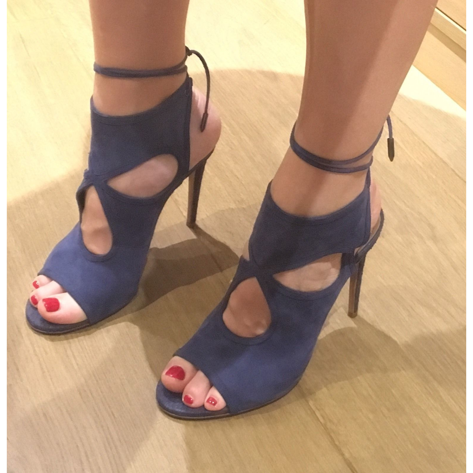 Aquazzura Sexy Thing Cutout