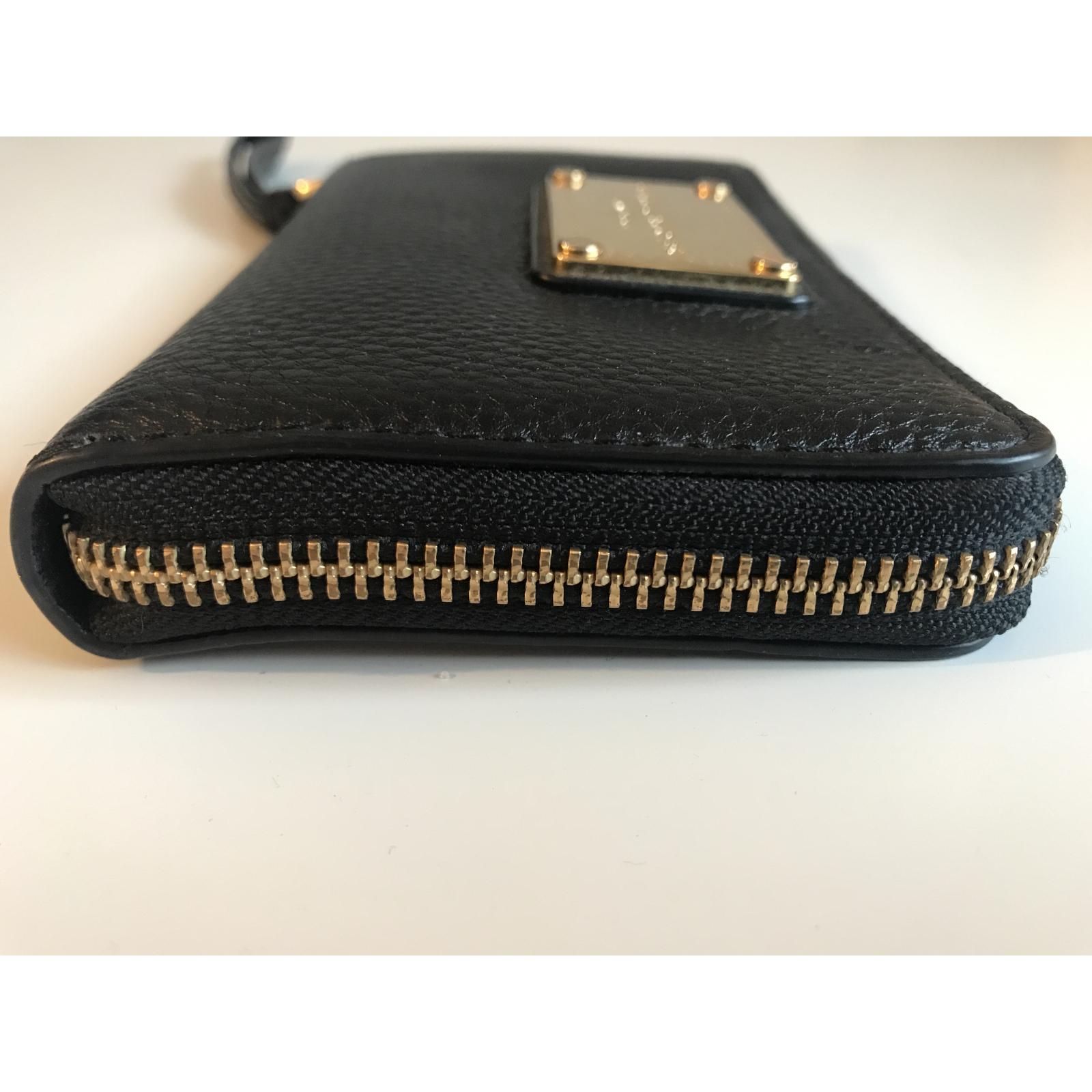 Czarny portfel