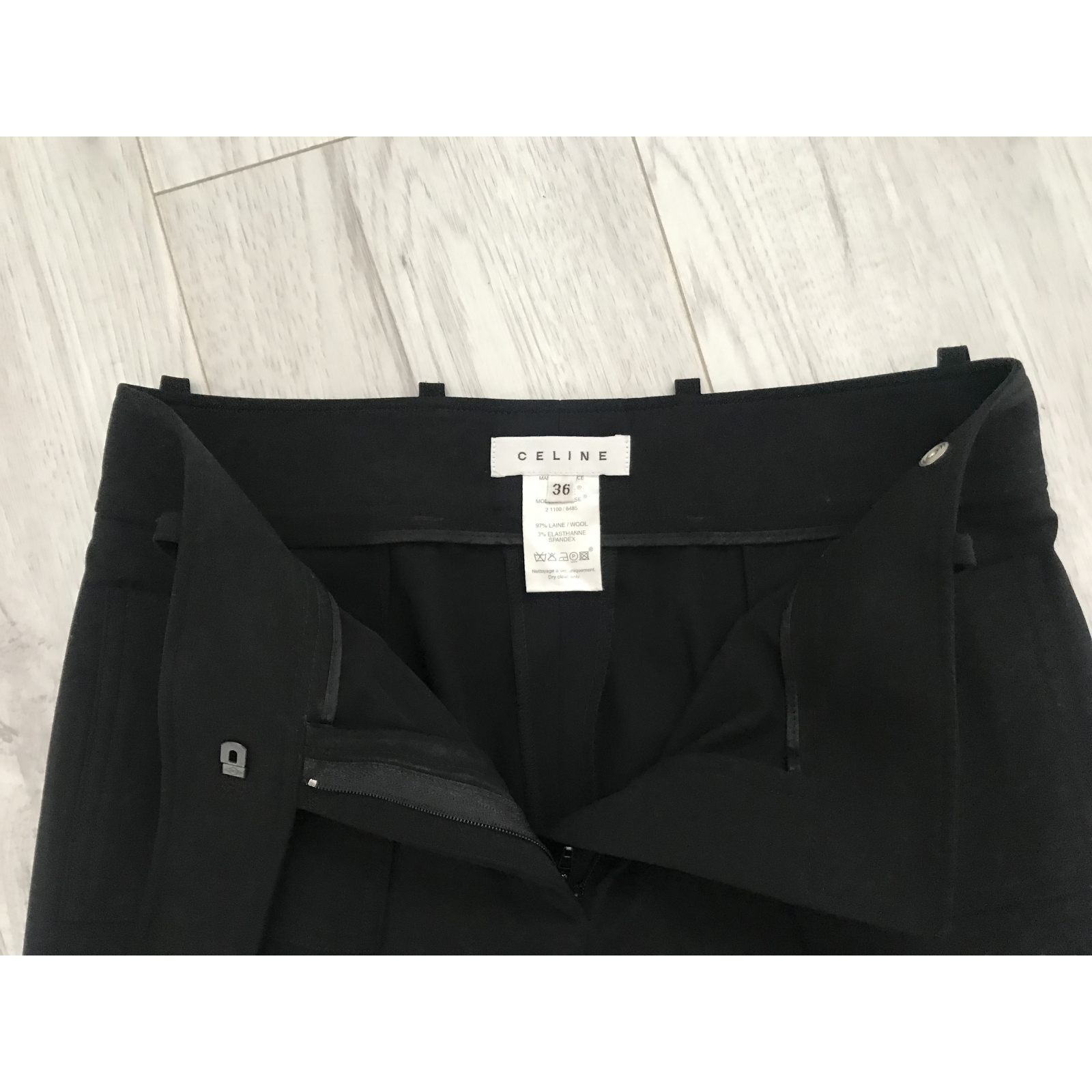 Spodnie Celine