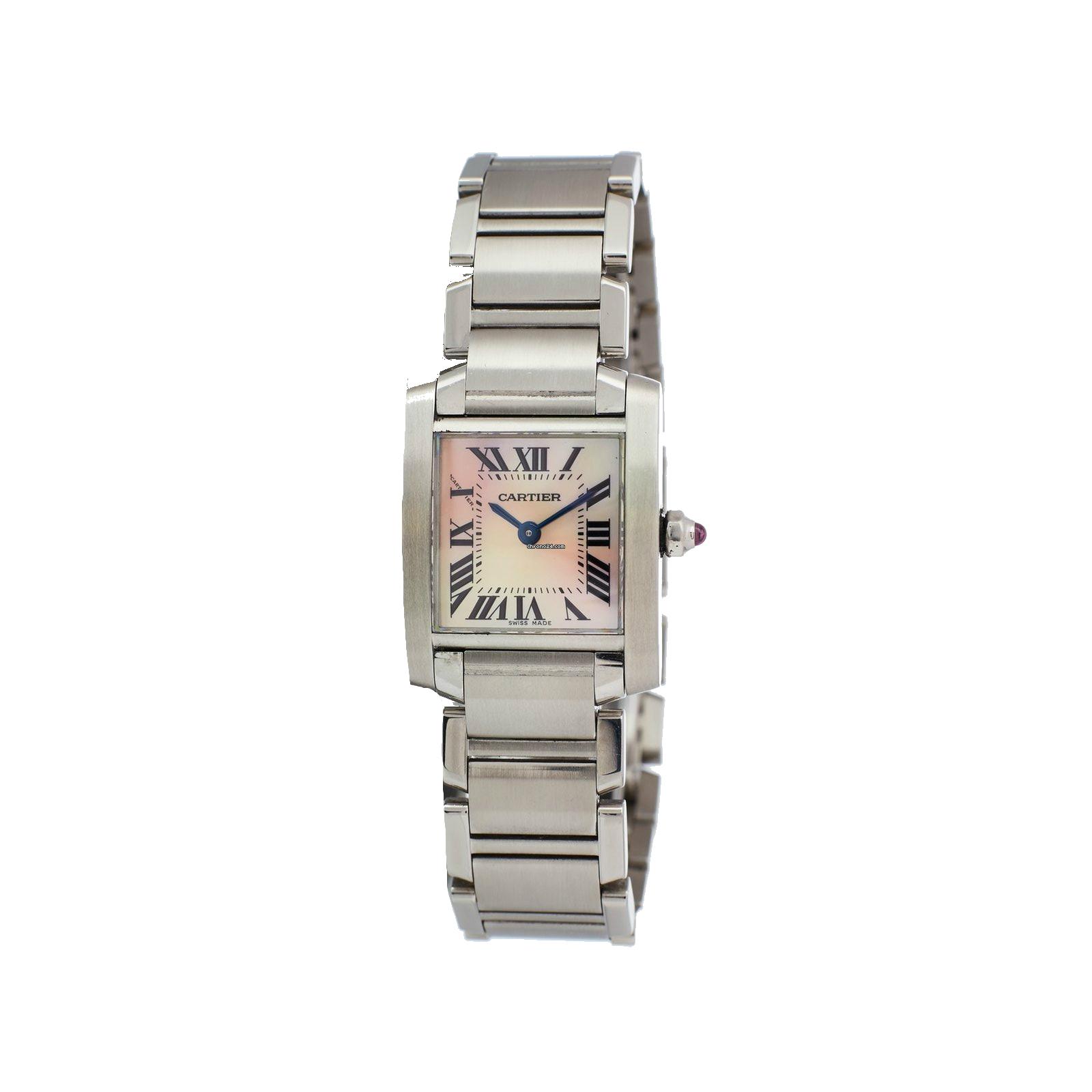 Zegarek damski CARTIER TANK FRANCUSKI edycja limitowana