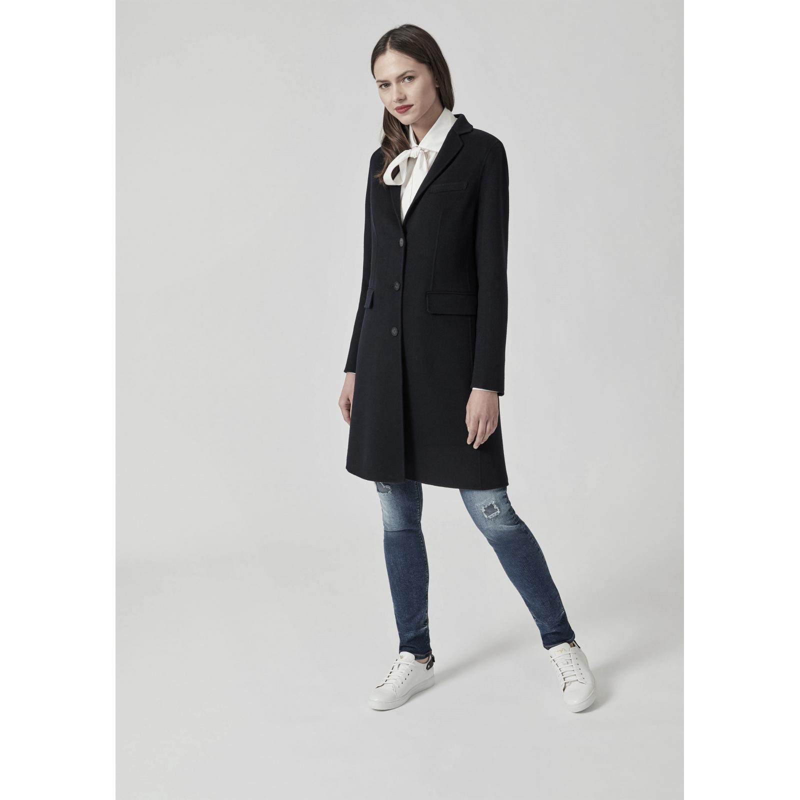 EMPORIO ARMANI płaszcz 100% kaszmir, nowy 36