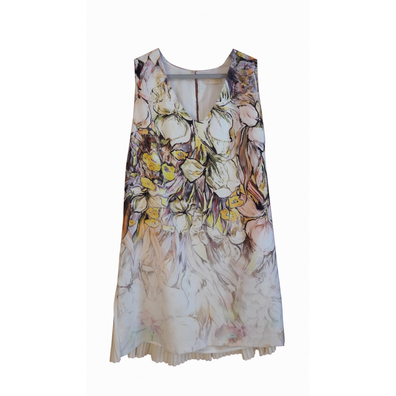 Sukienka w kwiaty MARLU kolekcja wiosna/lato 2018