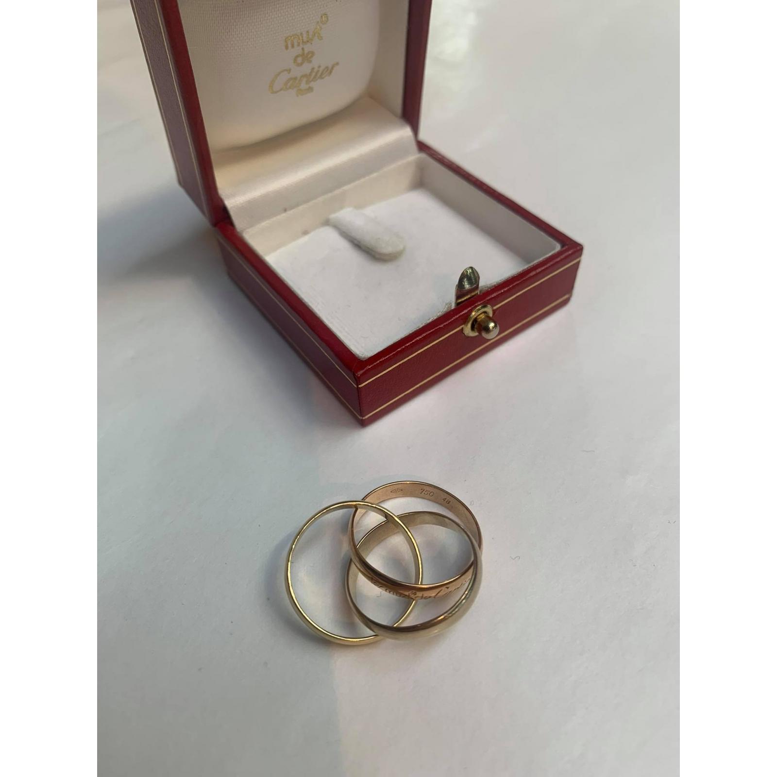 Cartier trinity