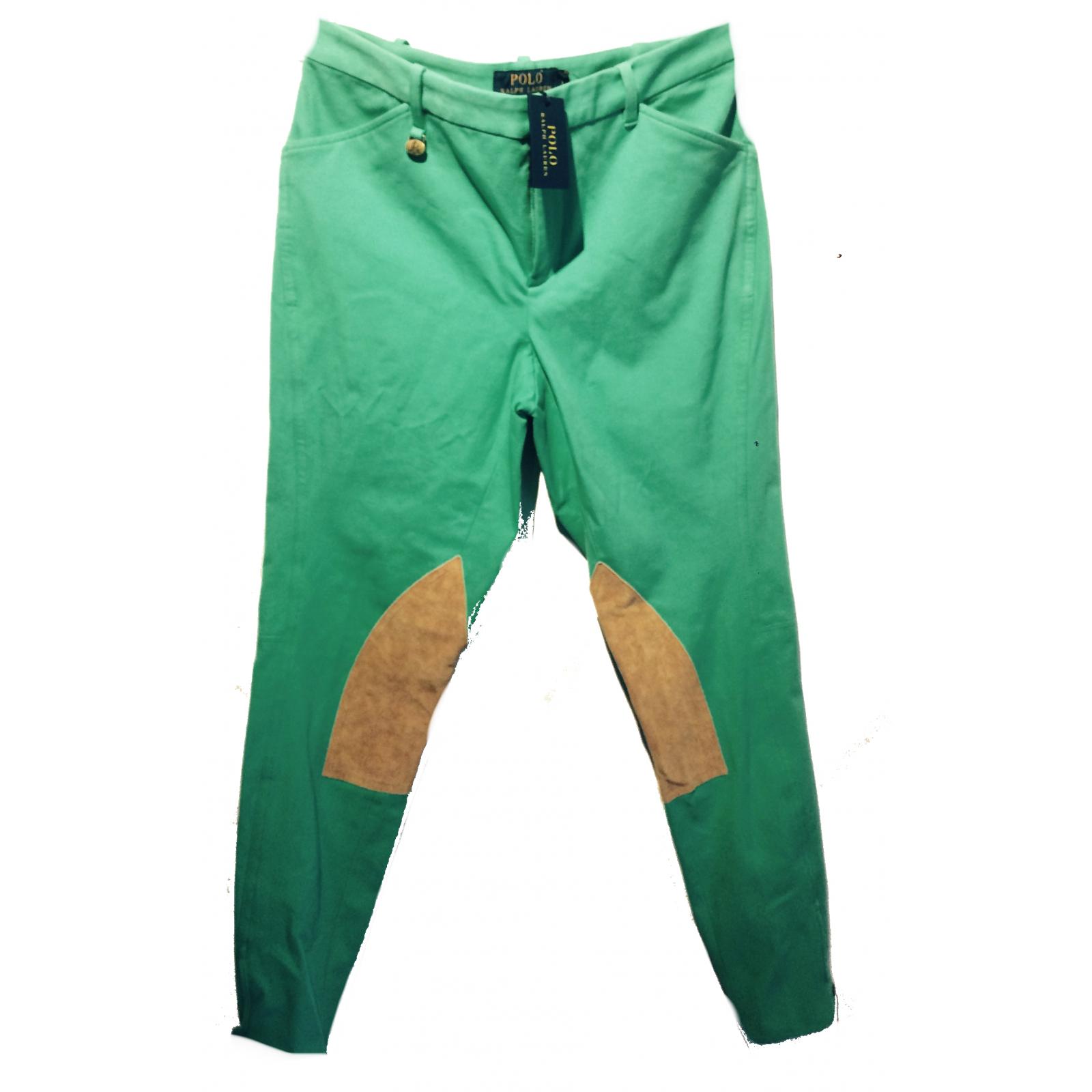 Spodnie, bryczesy Ralph Lauren r. 38