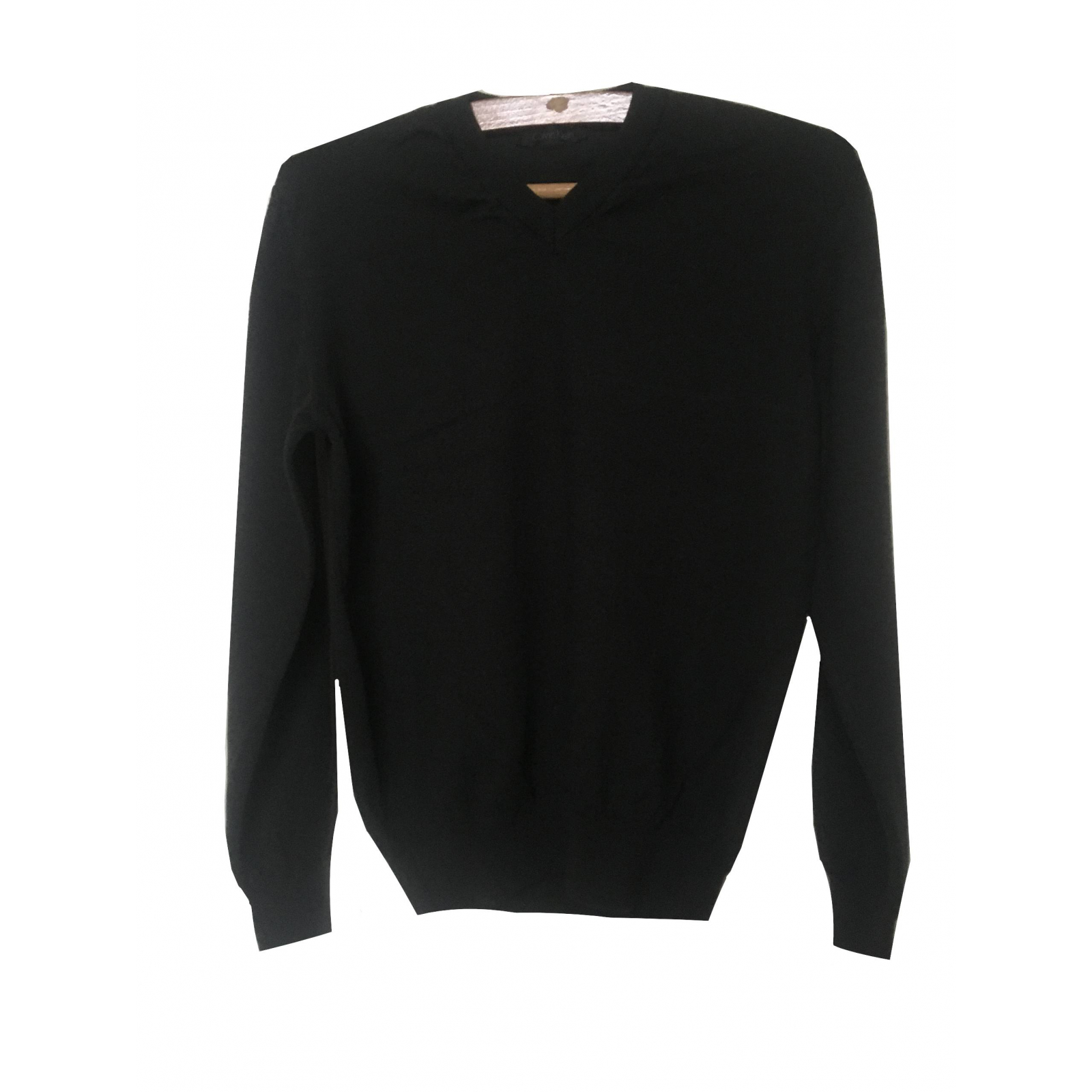 Sweter wełniany Calvin Klein Collection
