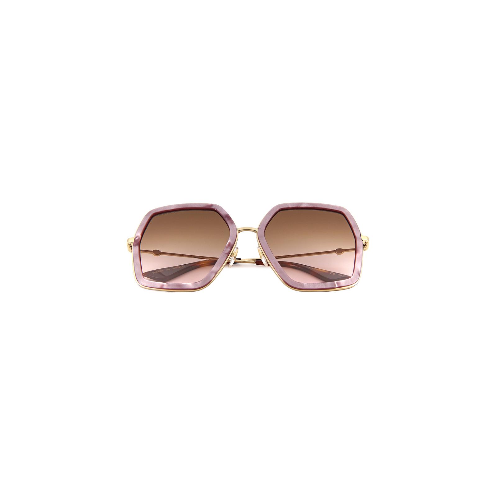 Gucci okulary przeciwsłoneczne GG0106S 004 nowe