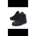 Czarne Sneakersy