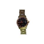 Saint Imier Longines zegarek damski z różowym złotem