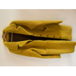żółty kożuch marki FRENKEN