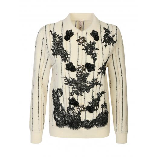 Antonio Marras wełniany sweter nowy