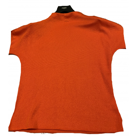 sweterkowa bluzka Courreges Paris