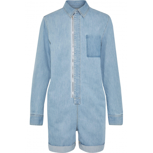 Stella McCartney Jumpsuits Denim Romper 36-38