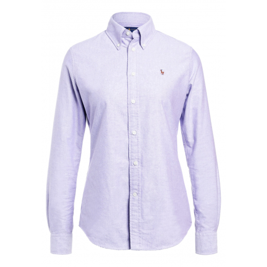 Polo Ralph Lauren Harper Shirt Purple, nowa