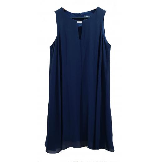 Granatowa sukienka Vince Camuto 40 L 42 XL