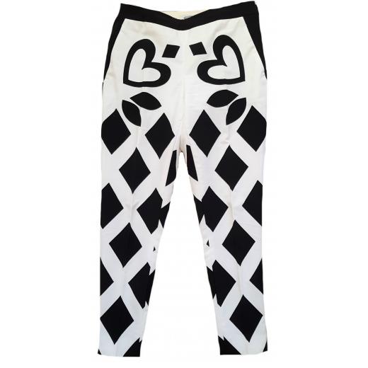 Moschino spodnie 36-38