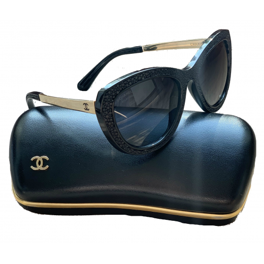 Okulary CHANEL 6064Q Cat Eye Polarized