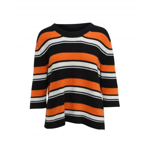 Dolce Gabbana Multicolor Cashmere Sweater