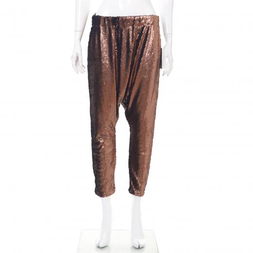 Cekinowe spodnie