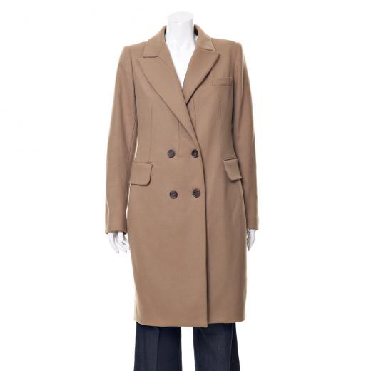 Płaszcz beżowy