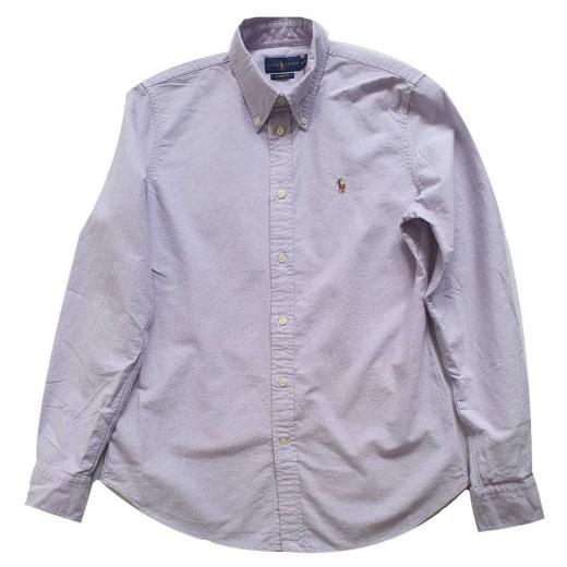 Ralph Lauren Shirt Purple, nowa