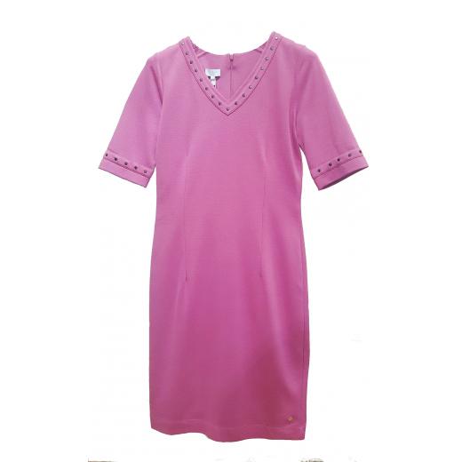 Dzianinowa sukienka Escada Sport na podszewce nowa