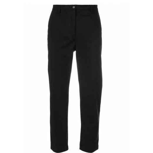 Kenzo spodnie Kenzo straight tailored trousers 36