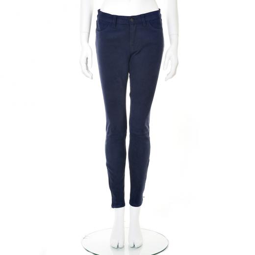 J Brand spodnie zamszowe