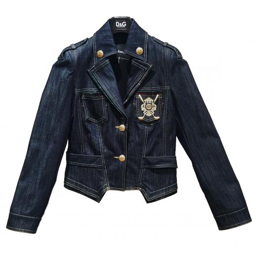kurtka jeansowa z podszewką nowa