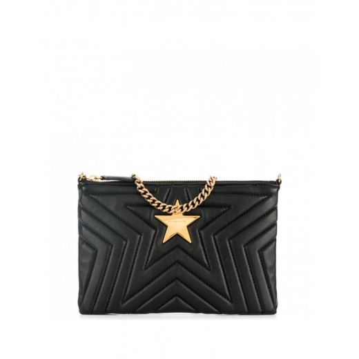 Stella McCartney torebka Stella Star clutch bag