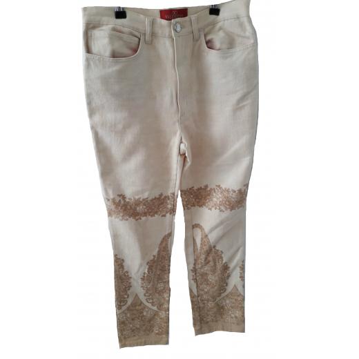 Spodnie Valentino Jeans
