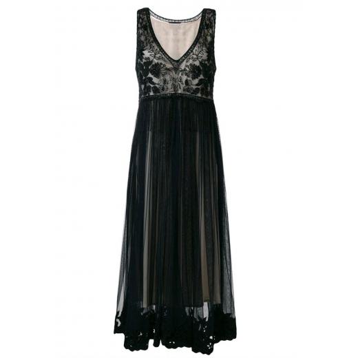 Cavalli Class sukienka czarna, nowa 34/36