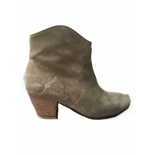 Isabel Marant Dicker Taupe 36