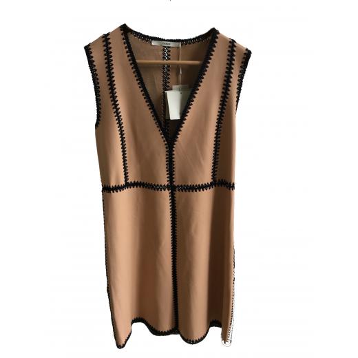 Sukienka skórzana