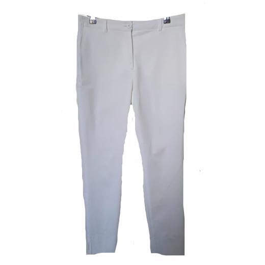 Białe spodnie Dolce&Gabbana