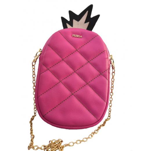 Torebka kopertówka Furla Pink Pineapple