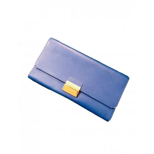 Niebieska kopertówka Furla - nowa