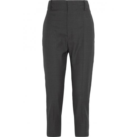 Isabel Marant Etoile spodnie Noah, wełna, nowe