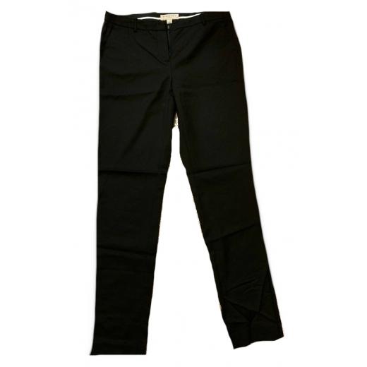 Spodnie garniturowe Burberry