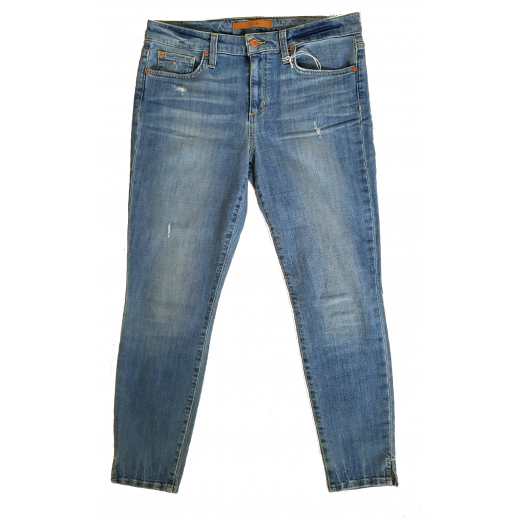 Joe's Jeans The Icon Cropped Skinny Jeans 29