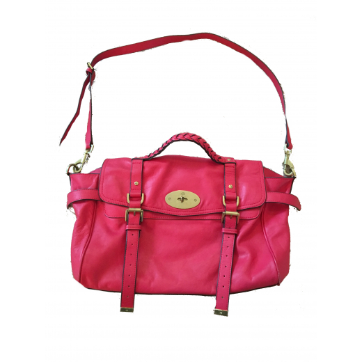 Różowa torba Mulberry