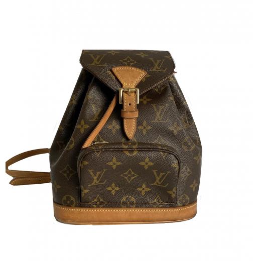 Plecak Louis Vuitton Montsouris vintage