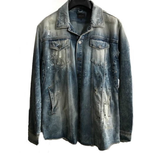 nowa męska kurtka jeansowa RAGE AGE rozm.L