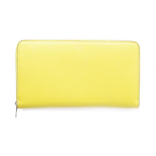 Żółty portfel