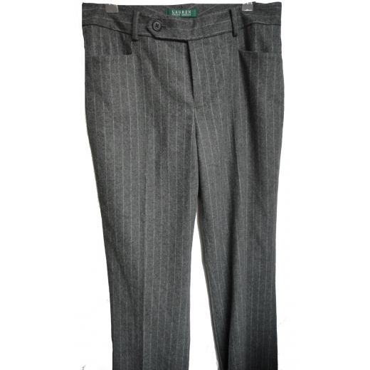 Ciepłe wełniane spodnie