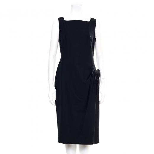 MaxMara czarna sukienka