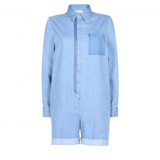 Stella McCartney Jumpsuits Denim Romper nowy