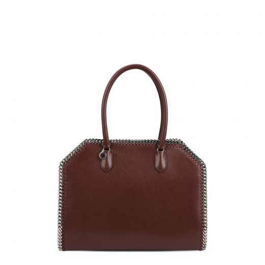 STELLA McCARTNEY Falabella faux leather tote nowa