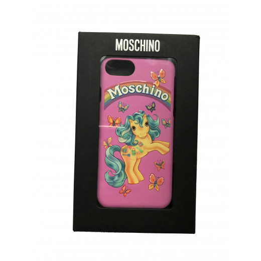 Moschino My Little Pony iphone case 6 ,7 nowy