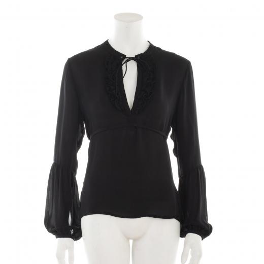Bluzkaa czarna